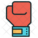 Boxing Glove Fighting Icon
