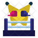 Boxing Punch Boxer Icon