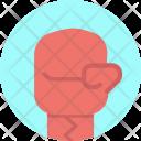 Boxing Glove Mitten Icon