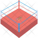 Boxing Match Game Icon