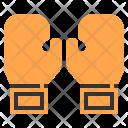 Boxing Mitt Play Icon