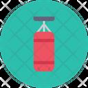 Boxing Bag Training Icon