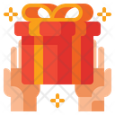 Boxing Day Icon