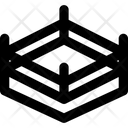 Boxing Field Icon