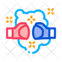 Fist Punch Fight Icon