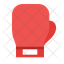 Boxer Boxing Combat Icon