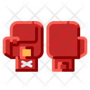 Boxing Exercise Fitness Icon