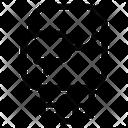 Boxing Glove Sport Icon