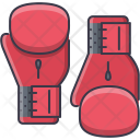 Boxing Glove Sport Icon