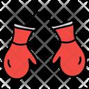 Boxing Glove Punching Glove Handwear Icon