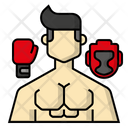 Avatar Boxing Gloves Icon