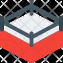 Boxing ring Icon
