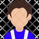 Avatar Boy Man Icon