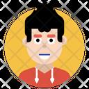 Male Avatar Boy Icon