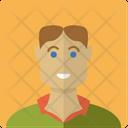 Boy Young Vertex Icon