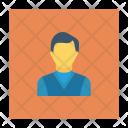 Boy Man User Icon