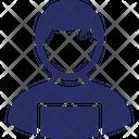 Avatar Boy Child Icon