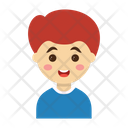 Cartoon Boy Child Icon