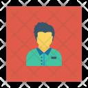 Boy Man Avatar Icon