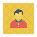 Boy Student Male Icon