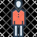 Boy Figure Person Icon