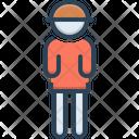 Boy Bloke Lad Icon