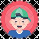Avatar Boy Kid Icon