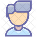 Boy User People Icon
