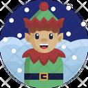 Christmas Xmas Celebration Icon