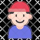 Kid Hat Avatar Icon
