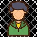 Boy Avatar Man Icon
