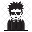 Boy Actor User Icon