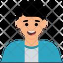 Boy Child Schoolboy Icon