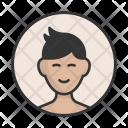 Boy User Man Icon