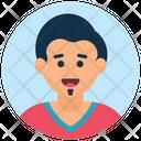 Boy Avatar Male Avatar Schoolboy Icon