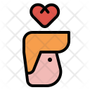 Boy in love Icon