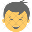 Boy Smiling Icon