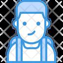 Avatar Boy Education Icon