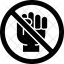 Boycott Icon