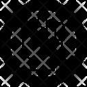 Boycott Ban Prohibited Icon