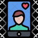 Boyfriend Love Relationship Icon