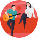 Boyfriend On Guitar Icon