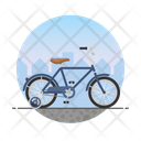 Boys Bicycle Icon