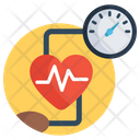 Bp Apparatus Medical Checkup Blood Pressure Icon