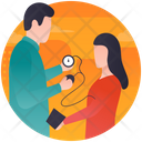 Bp Machine Checking Bp Medical Equipment Icon