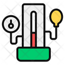 Bp Machine Bp Operator Sphygmomanometer Icon