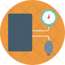Bp Operator Blood Pressure Operator Bp Monitor Icon