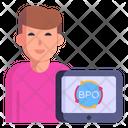 BPO Process Icon