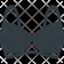 Bra Breast Holder Icon