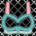 Bra Underwear Women Icon